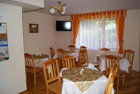 Pokoje gościnne Edward Sikora - jadalnia (kliknięcie spowoduje powiększenie obrazu)