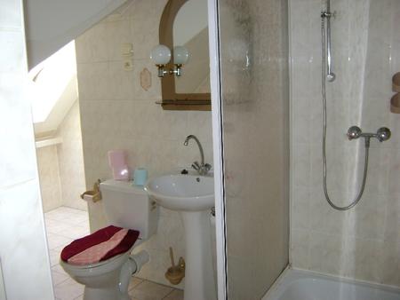Pokoje U Ewy - łazienka (kliknięcie spowoduje powiększenie obrazu)