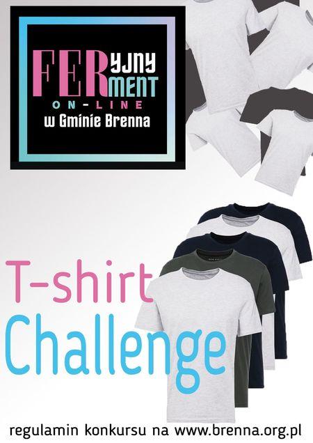 T-shirt Challenge (kliknięcie spowoduje powiększenie obrazu)