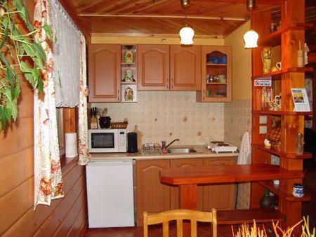 Domek Chata - kuchnia (kliknięcie spowoduje powiększenie obrazu)