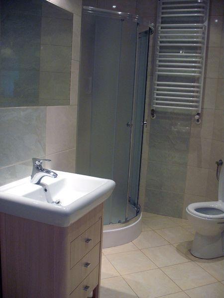 Rajek - łazienka (kliknięcie spowoduje powiększenie obrazu)