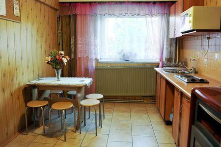 Pokoje gościnne Grzegorz - kuchnia (kliknięcie spowoduje powiększenie obrazu)