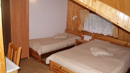 Pokoje gościnne Edward Sikora - pokój (kliknięcie spowoduje powiększenie obrazu)