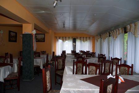 Nad Potokiem - restauracja (kliknięcie spowoduje powiększenie obrazu)