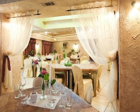 Restauracja w hotelu Kotarz (kliknięcie spowoduje powiększenie obrazu)