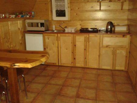 Domki u Danki - kuchnia (kliknięcie spowoduje powiększenie obrazu)