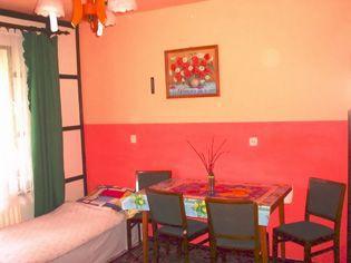 Pokoje u Joli - wnętrze pokoju (kliknięcie spowoduje powiększenie obrazu)