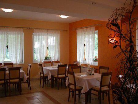 Willa Roma - restauracja (kliknięcie spowoduje powiększenie obrazu)