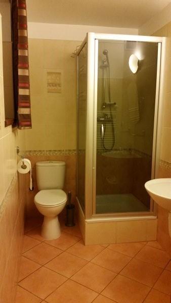 Pokoje gościnne Ryszard Słowiok - łazienka (kliknięcie spowoduje powiększenie obrazu)