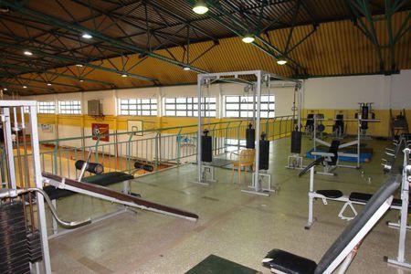 siłownia w Hali Sportowej (kliknięcie spowoduje powiększenie obrazu)
