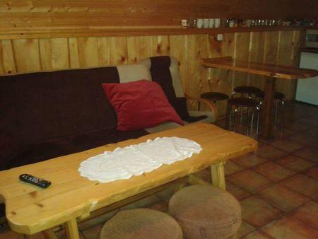 Domki u Danki - salon (kliknięcie spowoduje powiększenie obrazu)