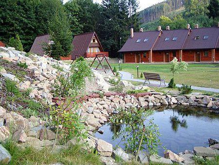 Dolina Leśnicy - widok z zewnątrz (kliknięcie spowoduje powiększenie obrazu)