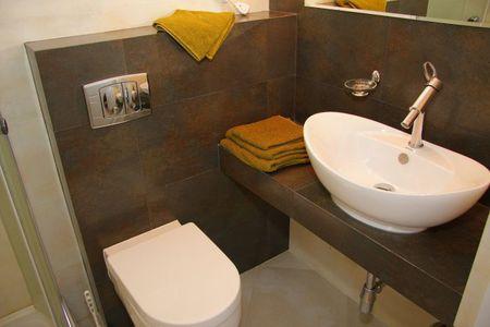 Willa Wichrowe Wzgórza - łazienka (kliknięcie spowoduje powiększenie obrazu)