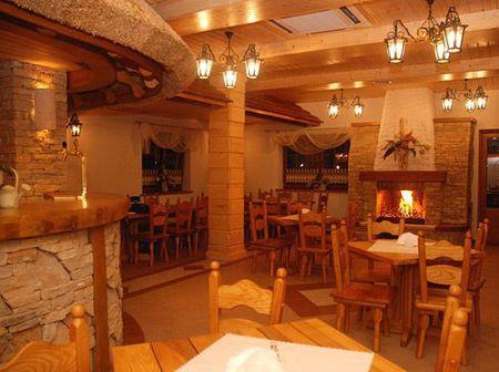 Dolina Leśnicy - restauracja (kliknięcie spowoduje powiększenie obrazu)