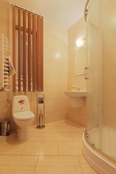 Zielony Domek - łazienka (kliknięcie spowoduje powiększenie obrazu)