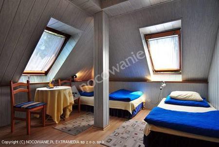 Pokoje u Ewy - wnętrze pokoju (kliknięcie spowoduje powiększenie obrazu)
