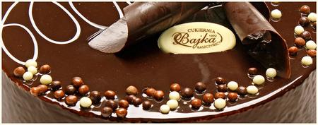 Logo cukierni Bajki (kliknięcie spowoduje powiększenie obrazu)