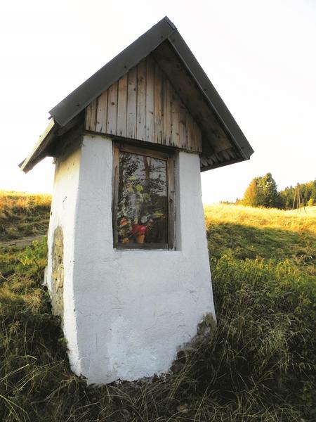 Kapliczka Św. Floriana (kliknięcie spowoduje powiększenie obrazu)