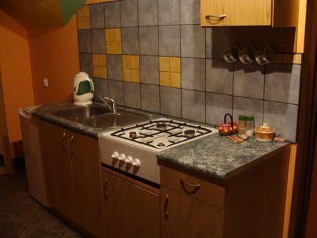 Juhas - kuchnia (kliknięcie spowoduje powiększenie obrazu)