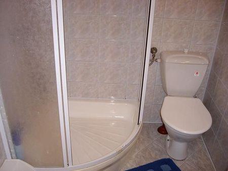 Pokoje gościnne Irena Kałużna - łazienka (kliknięcie spowoduje powiększenie obrazu)