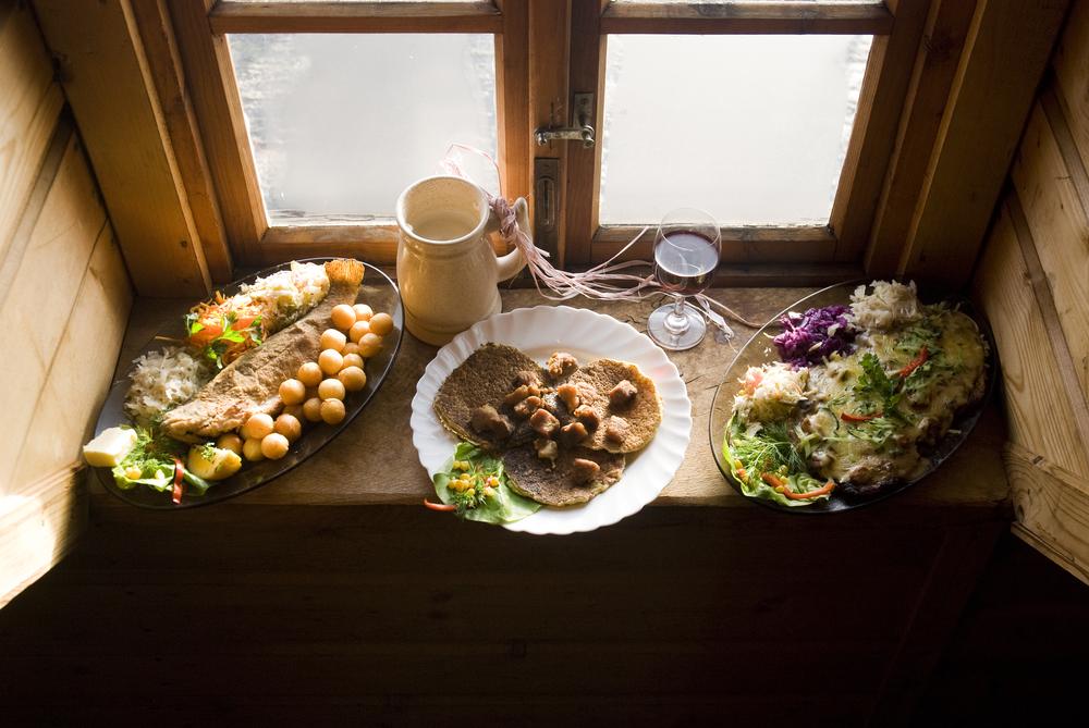 Kuchnia Na śląsku Cieszyńskim Oficjalny Serwis Gminy