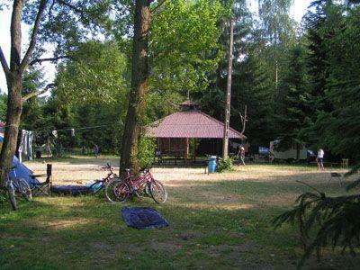 Pole namiotowe-Kemping - Rafał Gawlas - teren wokół (kliknięcie spowoduje powiększenie obrazu)