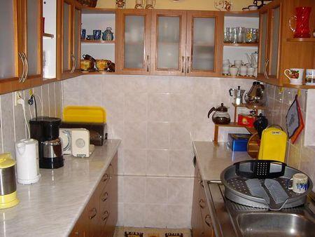 Pokoje gościnne Irena Kałużna - kuchnia (kliknięcie spowoduje powiększenie obrazu)