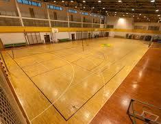 na zdjęciu hala sportowa LKS Beskid Brenna (kliknięcie spowoduje powiększenie obrazu)