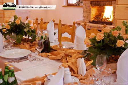 Restauracja - sala główna (kliknięcie spowoduje powiększenie obrazu)